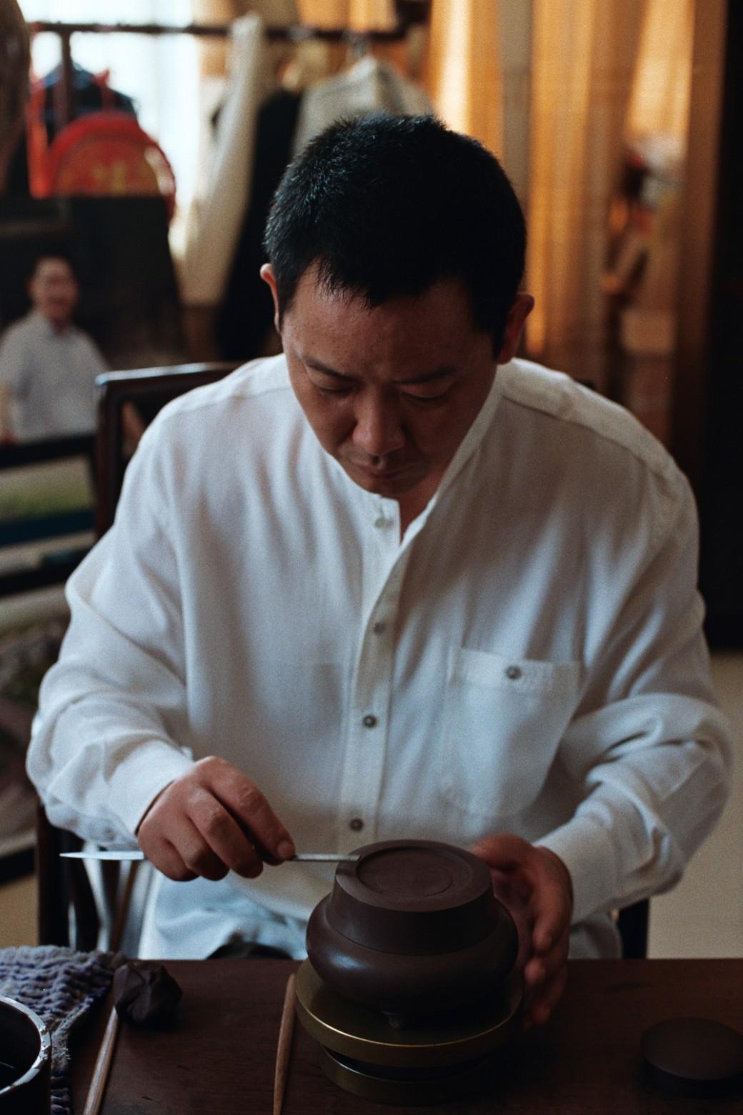 范伟群做壶FAN Weiqun